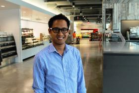 Shayn Prapaisilp, the project manager for United Provisions, is excited to offer a grocery store in the Delmar Loop.