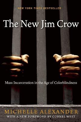 """""""The New Jim Crow"""" by Michelle Alexander is a staff pick on Left Bank Books' list of Ferguson Reads."""