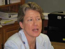 Missouri budget director Linda Luebbering