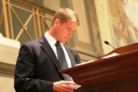 The veto of Sen. Will Kraus' gun bill has an excellent chance of being overridden.