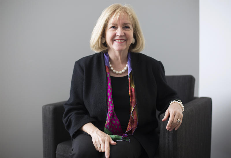 "St. Louis Mayor Lyda Krewson joined ""St. Louis on the Air"" on Thursday, Jan. 17, 2018."