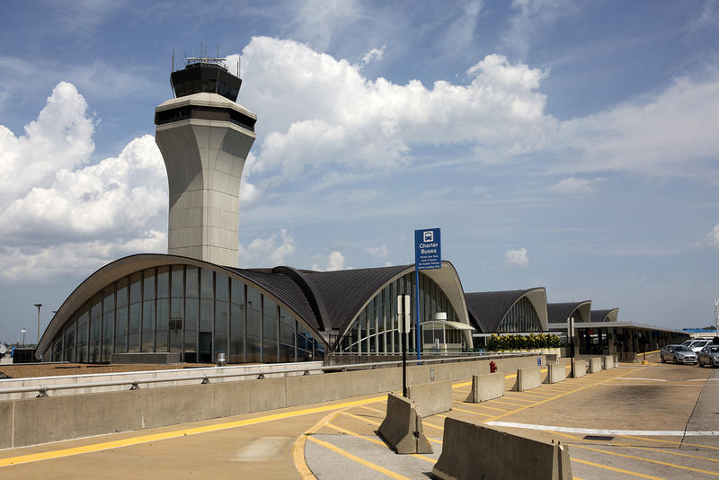 St. Louis Lambert International Airport. August 2018
