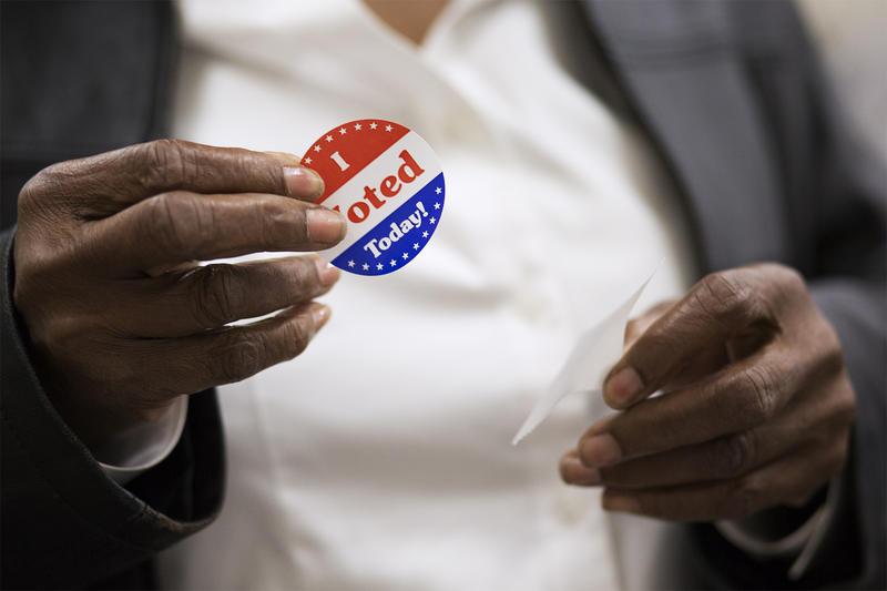 Voters pick up