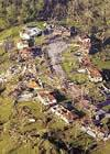 This picture from the Kansas City Star shows tornado damage in Kansas City, Kansas.