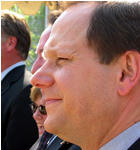 St. Louis Mayor Francis Slay