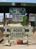 The Illinois side of the McKinley Bridge.