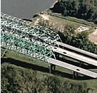 "MODOT wants to add a third span to the crossing, as seen in this computer rendering.<a href=""http://www.kwmu.org/pic/Boone%20Bridge/bridge.html\"" target=\""_new\"">Click here</a> to enlarge the image."
