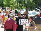 Recent SNAP protest
