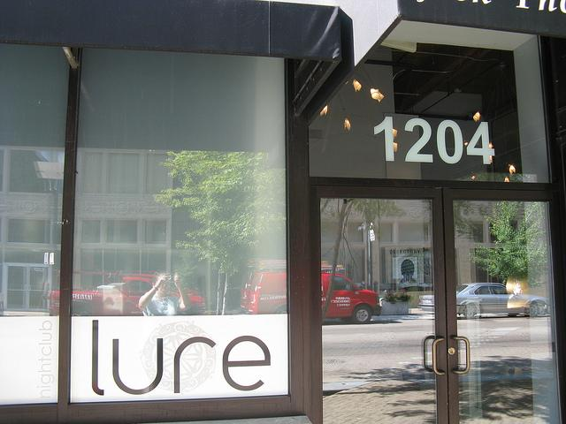 Club Lure, at 1204 Washington Ave.