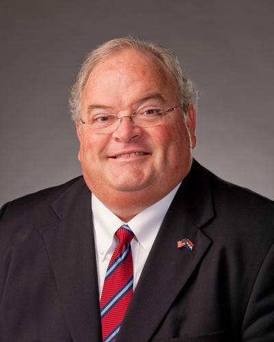 Congressman-elect Republican Billy Long.