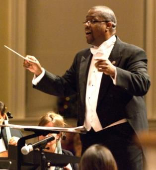 The St. Louis Symphony has appointed Kevin McBeth director of the IN UNISON chorus. (St. Louis Symphony)