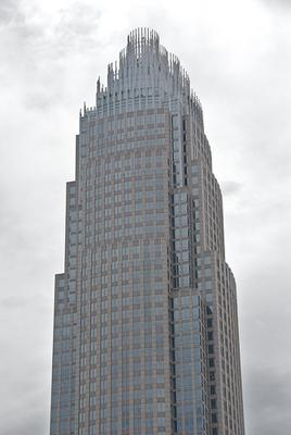 Bank of America headquarters in Charlotte, N.C. (Flickr Creative Commons User AndysProductions)