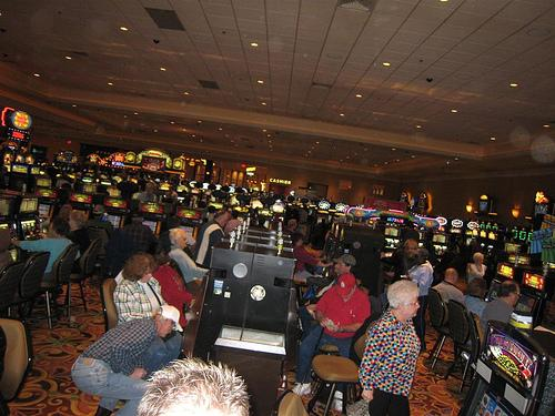 Missouri schools could face a $24 million funding shortfall because tax revenues from casinos are falling. (Flickr Creative Commons Brad Lucid)