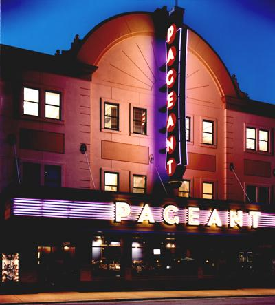 The Pageant, as seen from outside the venue on Delmar Blvd.  (The Pageant)