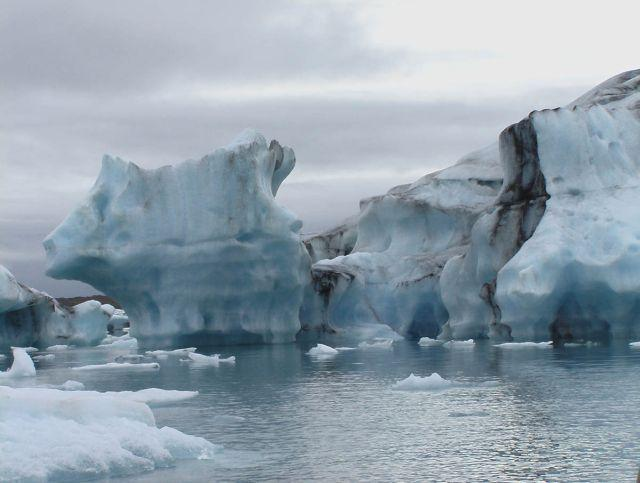 President of the National Academy of Sciences Ralph Cicerone says rising sea levels—and the loss of ice from polar regions—are at least partially caused by human activities. (Karen de Seve)