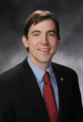 Mo. State Rep. Jay Barnes. (via Office of Representative Barnes)