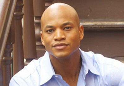 "Wes Moore, Author of ""The Other Wes Moore: One Name, Two Fates"""