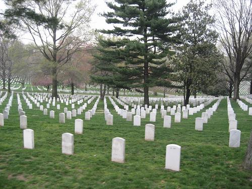 Sen .Claire McCaskill (D-MO) wants the Army to provide information about what it's doing to correct burial mistakes at Arlington National Cemetery.