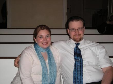 Lumina patient Courtney Strain and her husband Brock. Courtney Strain died of brain cancer in June 2010 at the age of 25.