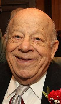 Slay, shown in this April 2009 file photo, was elected the 23rd Ward Committeeman in 1964 and served for 45 years, among other leadership positions.