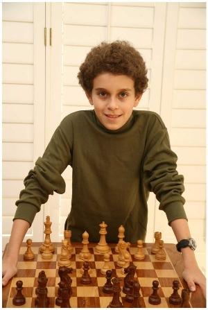 15 year-old Daniel Naroditsky has been the #1 chess player in his age category for 5 years.