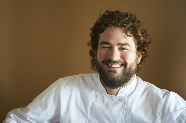 Kevin Willman's small-plate dishes are known for their fresh, local ingredients.
