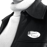 Voter turnout today was higher than predicted in some areas.