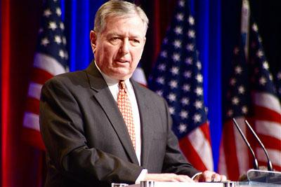 Former U.S. Attorney General and Mo. Governor John Ashcroft.