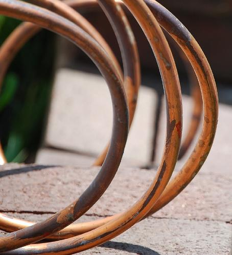 Theft of material like copper tubing that can be sold for scrap pushed burglaries in St. Louis city up 11 percent from last year, though St. Louis Police Chief Dan Isom says increased manpower has reversed an upward trend.