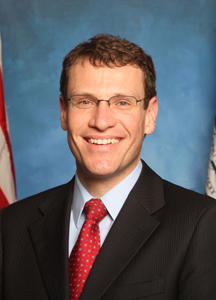 Mo. State. Treasurer Clint Zweifel.