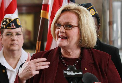 "Sen. Claire McCaskill says the ""Gang of Six"" plan to solve the looming deficit crisis makes sense."