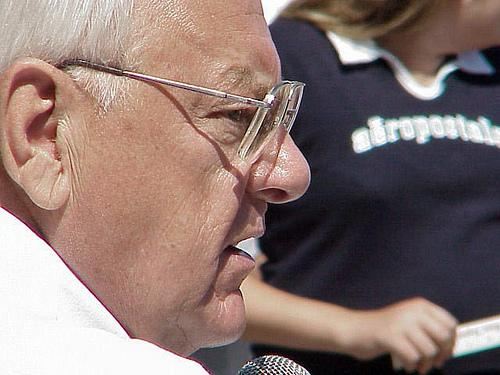 Former Ill. Gov. George Ryan was convicted of racketeering, conspiracy, tax fraud and making false statements to the FBI.