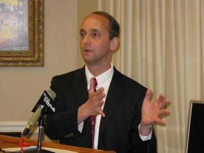 Missouri State Auditor Tom Schweich.
