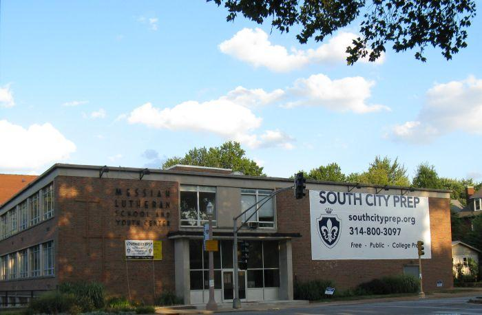 South City Prep is one of four new charters opening in St. Louis on Monday. It will open to fifth and sixth graders this year. It will eventually serve students through senior high.