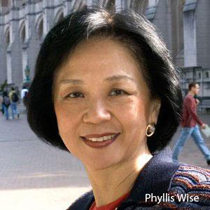 Phyllis Wise has been named as the new chancellor at the University of Illinois at Urbana-Champaign.