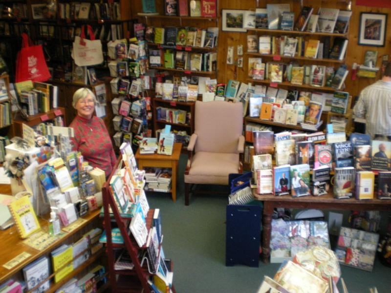 Main Street Books in St. Charles
