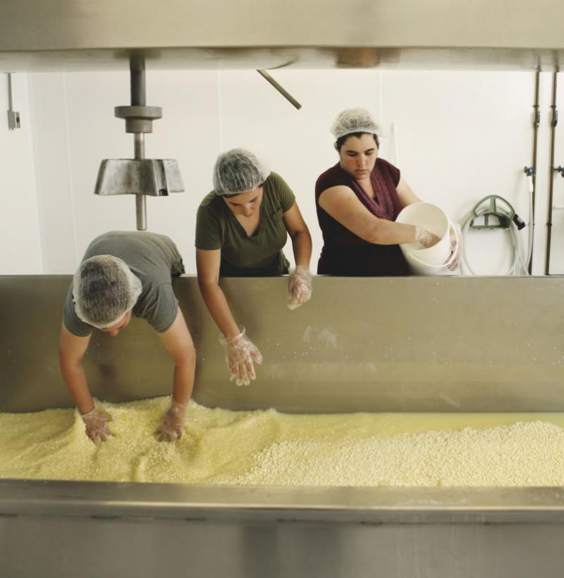 Amy Marcoot, Beth Marcoot and Brooke Segrest