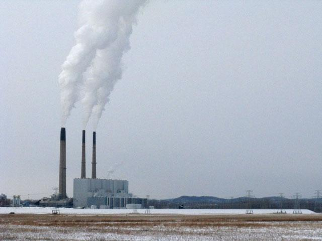 Ameren's 2,400-megawatt plant near Labadie, Mo., is the state's largest coal-fired power plant.