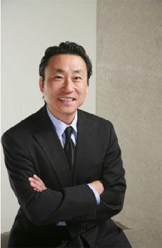 Paul Ha, soon-to-be former director of the Contemporary Art Museum St. Louis, and headed to MIT.