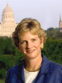 Mo. Secretary of State Robin Carnahan.