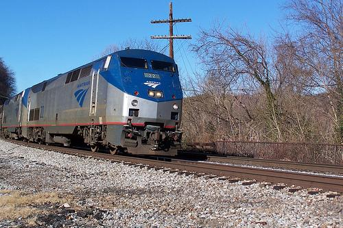 A proposed federal transportation budget could eliminate Amtrak service between St. Louis and Kansas City.