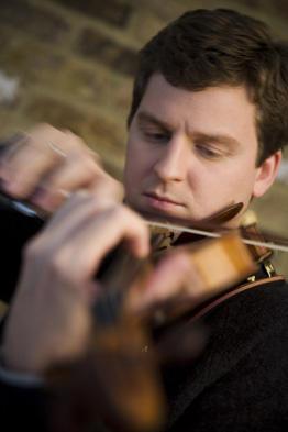 Violinist James Ehnes.