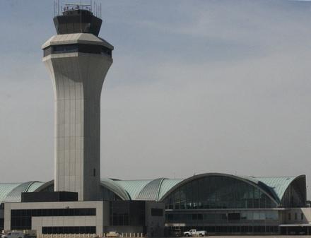Lambert-St. Louis International Airport.