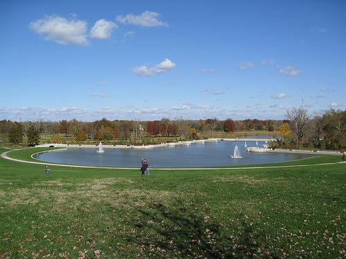 The city and Forest Park Forever have signed a deal that will fund $30 million in upgrades in the city's largest park.