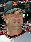 Mike Matheny, when he played for the San Francisco Giants.