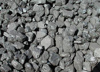 Coal - the material itself. Ameren has decided to withdraw from the FutureGen coal project.