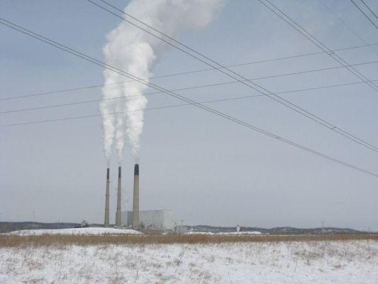 Ameren's power plant in Labadie, Mo. which is ranked 2nd highest in mercury emissions nationwide, according to a Nov. 2011 report by Environment Missouri.