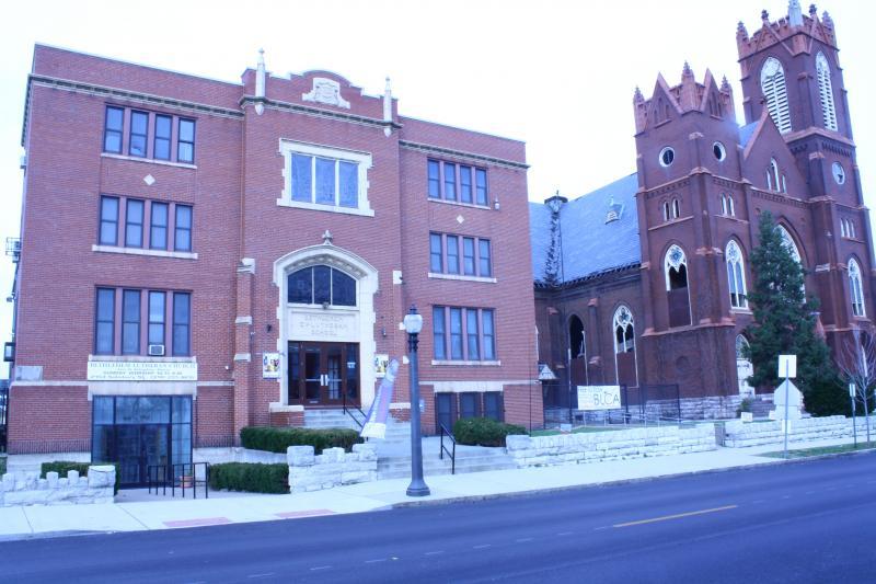 Better Learning Communities Academy in the Hyde Park neighborhood in St. Louis.