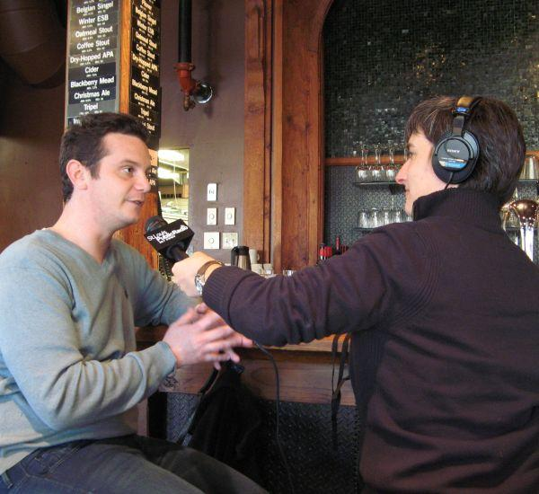 St. Louis Public Radio's Veronique LaCapra gets the scoop on craft beer with St. Louis Post-Dispatch beer columnist Evan Benn at the Schlafly Tap Room.