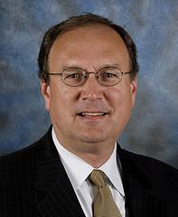 Warren Erdman, current chairman of the University of Missouri Board of Curators.